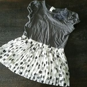 Girl's Short Sleeve Dress